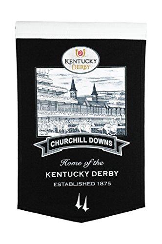 Churchill Downs Kentucky Derby 15'' x 20'' Stadium Banner