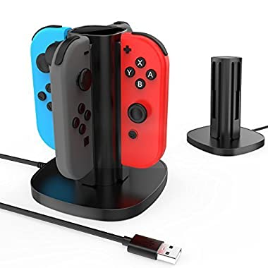 Centeni Nintendo Switch Joy-Con FAST Charging Dock Station for Joy-Con