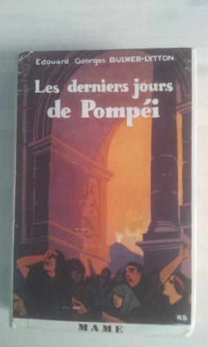 Les derniers jours de pompei.