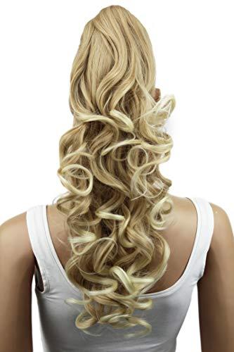PRETTYSHOP 60cm parrucchino, coda di cavallo, le estensioni dei capelli, resistente al calore ondulato H32