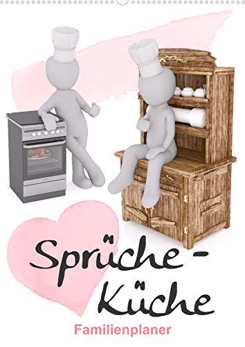 Sprüche-Küche (Wandkalender 2022 DIN...