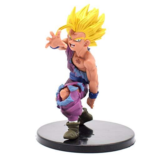 CYRAN Gohan Figure Dragon Ball Z Super Saiyan...