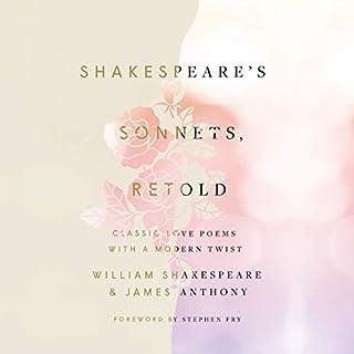 Shakespeare's Sonnets, Retold Titelbild