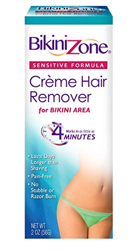 Best Hair Removal Cream For Bikini Line