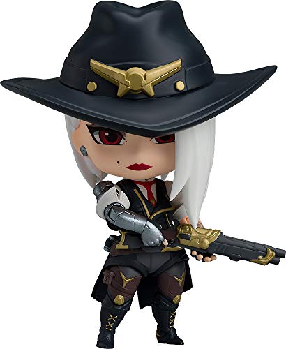 Good Smile Company Overwatch Nendoroid Action Figure Ashe Classic Skin Edition 10 cm