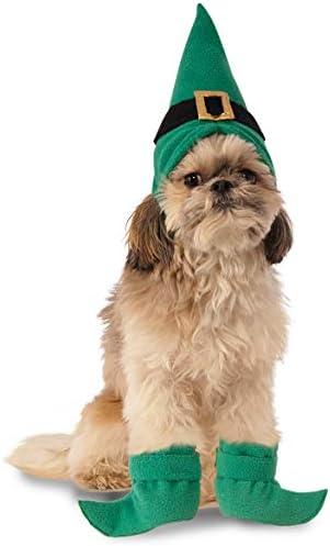 Rubie s Dog Costume Leprechaun Elf Boot Cuff Set product image