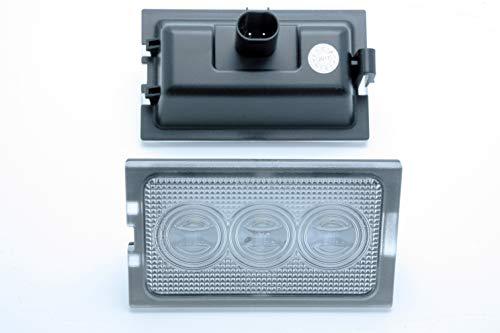VINSTAR 2x LED Kennzeichenbeleuchtung Land Range R. Sport LS Freelander 2 II Discovery 4 IV CANBUS
