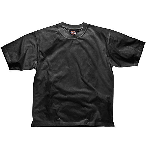 Dickies Baumwoll-T-Shirt schwarz BK L, SH34225
