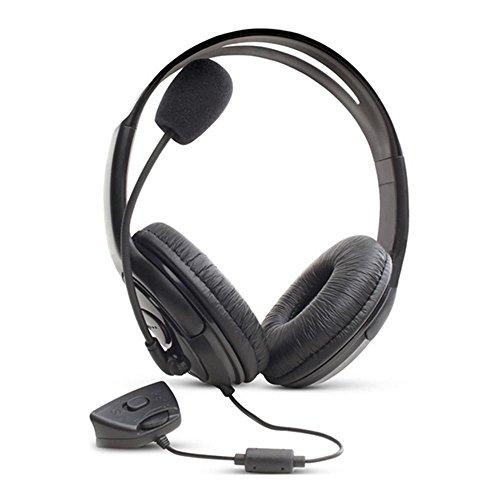 Auriculares + micrófono para MICROSOFT XBOX 360 XB3028 LIVE auriculares MIC con
