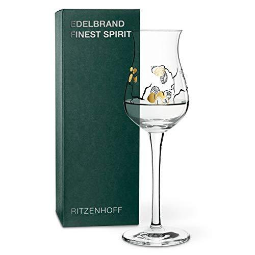 RITZENHOFF Next Finest Spirit Edelbrandglas von Andrea Hilles , aus Kristallglas, 156 ml
