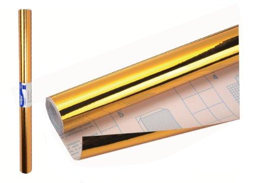 Sadipal 12239 plakfolie, 0,5 x 3 m, goudkleurig