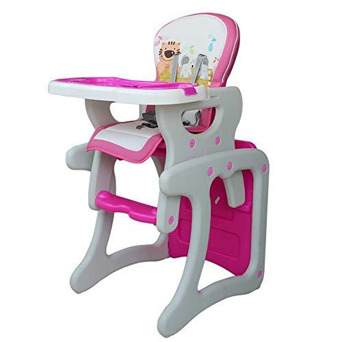 MASODHDFX Baby Eetstoel Babyvoeding Kinderstoel Scheidbare Stoel Bureau Multifunctionele Baby Hoge Feeding Dinner Stoel Tafel