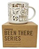 Starbucks Holiday/Christmas Been There Serie – Seattle WA Tasse, 400 ml
