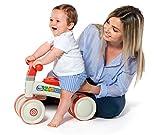 M MOLTO Mi Primer Correpasillos de Moltó para niños de 10 a 36 Meses, correpasillos Bebe, Bicicleta sin Pedales, Andador bebés. para Usar Dentro y Fuera de casa.