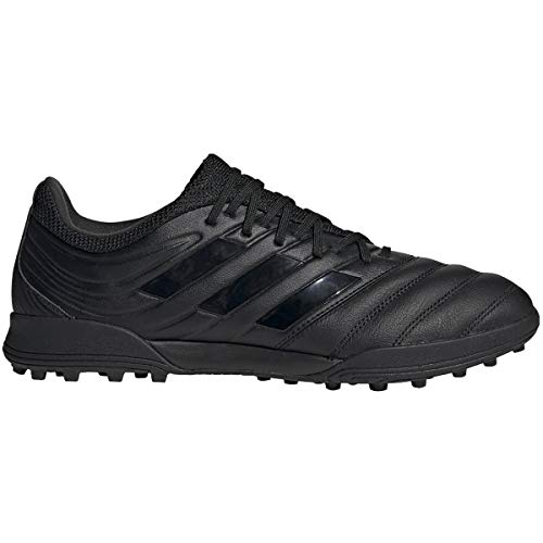 adidas Men's Copa 20.3 Turf Boots Soccer Shoe, Black, 6.5 M US