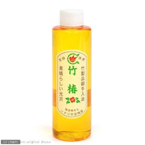 川井 竹椿油 大 200ml