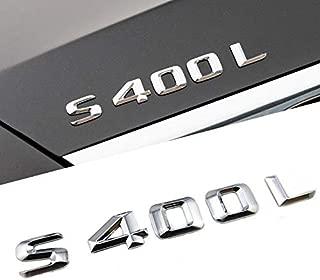 E920 A6 emblema letras insignia etiqueta engomada del coche etiqueta engomada del coche etiqueta engomada del cromo 3D