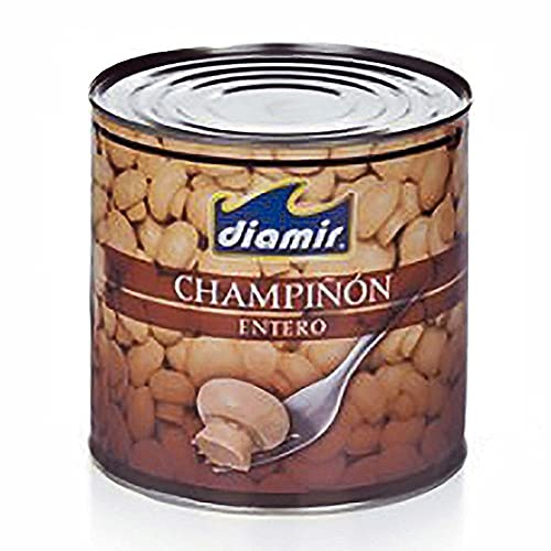 Diamir Champiñón Entero Lata - 1.33 kg.