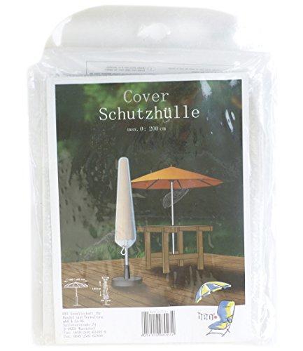 beo 980272 Housse de Protection pour Parasol 180–200 cm