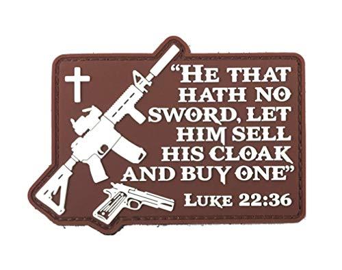 Patriot Patch Co - Luke 22:36 - Patch