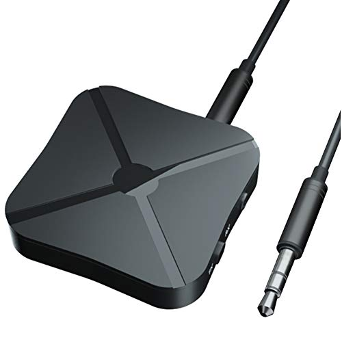 APPLL Bluetooth 5.0 Transmitter Super-Portable-2-In-1 Bluetooth 4.2 Sender-Empfänger Für Laptop/Stereoanlage/Kopfhörer/Smartphone / MP3 / CD-Player Usw.