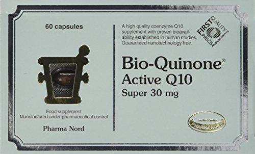Pharma Nord Super Q10 Bio-Quinone Food Supplement 30mg 60 Tablets