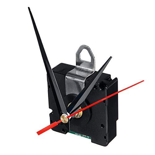 RENCALO Radio Controlled Atomic Clock Silenzioso Movimento Fai da Te Kit Germania DCF Segnale