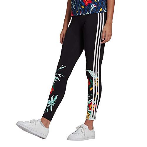 adidas GN3595 Tights Leggings Womens Black 40