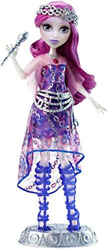 Monster High- Mattel Spectra FANTAPOPSTAR, Colore Colorata, DYN99