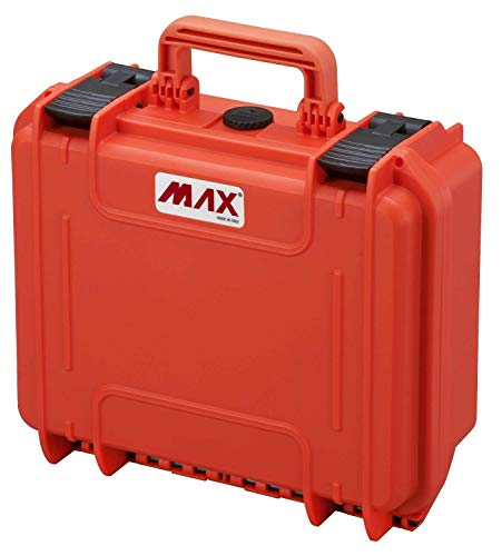 MAX MAX300.001 Valise étanche Orange