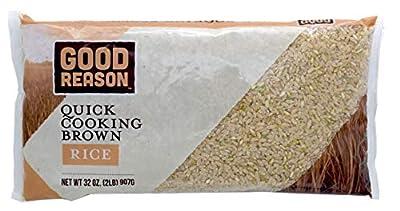 Good Reason Quick Cooking Brown Rice, 2 Lb
