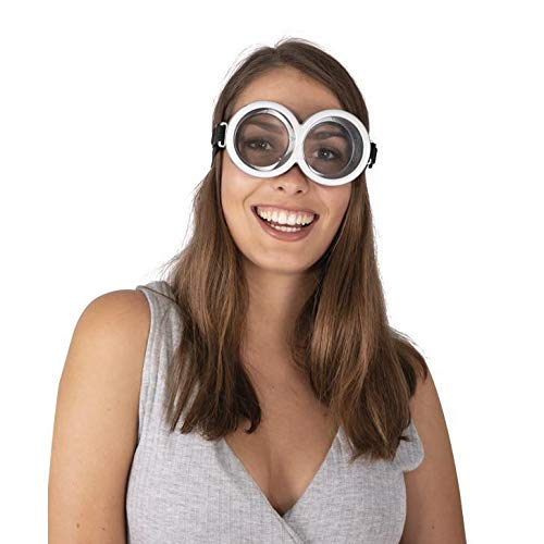 P'tit Clown re17490 Minion-Brille, Gelb