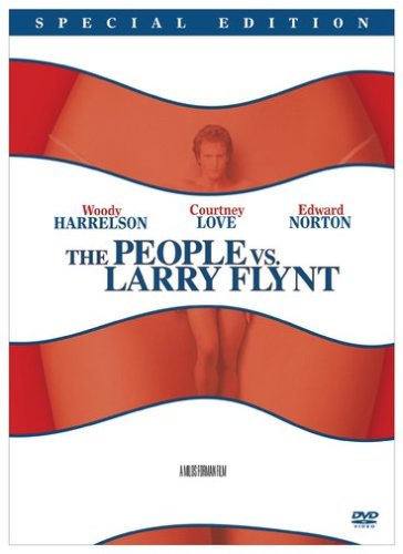 The People vs. Larry Flynt [Reino Unido] [DVD]