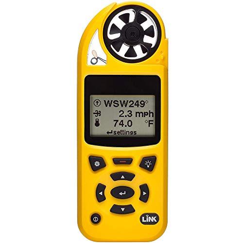 ZHLZH Anemómetro/Medidor de Velocidad Viento Aire/Aire Medidor,Anemómetro portátil de Mano Anemómetro inalámbrico de Tipo meteorológico