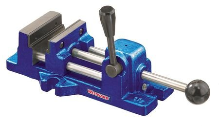 Find Discount Drill Press Vise, Stationary, 6 In