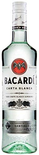 Bacardi Carta Blanca Ron, 700ml