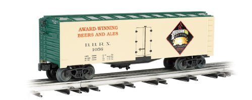 Williams par Bachmann Amherst Brewing Company O Scale 40 'Referigerator de Voiture