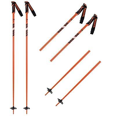 K2 Freeride 18 Ski Poles 2020