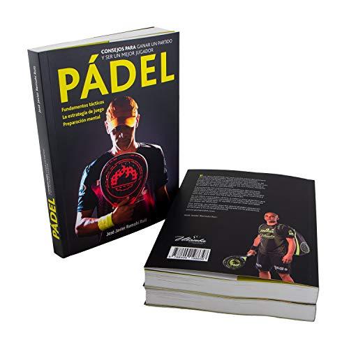 Libro de Pádel para mejorar el juego