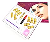 Professional Eyelashes Curling Perming Curler Curl Extra Longer Glue Perm With Mascara Full Kit Set