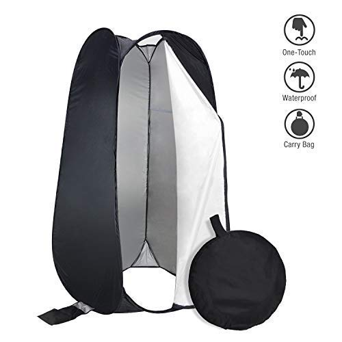 PARTYSAVING 6 FT Portable Privacy Tent Outdoor Pop-up Room Tent Camping Tent Shower Tent Toilet, APL1068