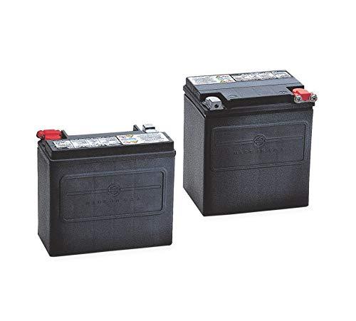 HARLEY-DAVIDSON AGM Motorrad Batterie Sportster XL 97-03, Dyna Softail ab 97