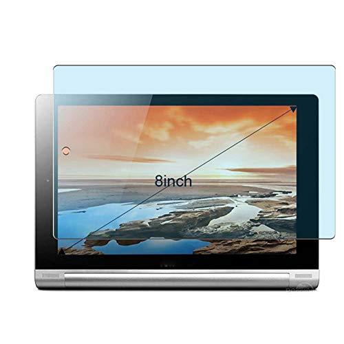 Vaxson 2 Unidades Protector de Pantalla Anti Luz Azul, compatible con Lenovo Yoga Tablet B6000 B6000-F B6000-H 8' [No Vidrio Templado] TPU Película Protectora