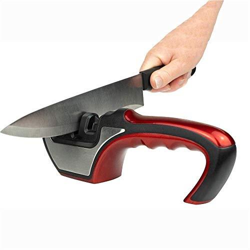 FEE-ZC Handmatige Slijpers, Huishoudelijke Scherpe Messen Engineering Vaste Hoek Slijpers Mes Slijpers Keuken benodigdheden Gadgets Tool-H 3,14 Inch
