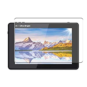 Vaxson Pack of 3 Screen Protectors Compatible with Feelworld LUT7S LUT7 7 Inch Screen Protector Bubble-Free [Not Tempered Glass]