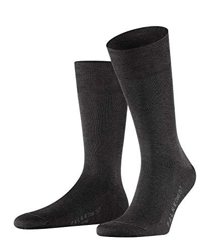 Falke Herren Socken  Cool 24/7, 1er Pack, Grau (Anthracite Melange 3080), 41-42