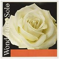 Wondertone Solo ワンダートーン・ソロ ヴァイオリン弦 E線 アドヴァンスドスチール  4/4 ボールエンド 3152