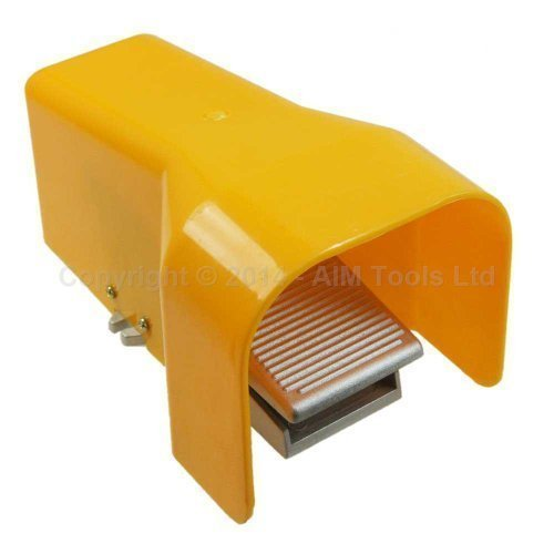 214725 Interruptor de pedal de aire de alta calidad 1 en 1 con cubierta de protección