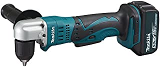 Makita DDA351RMJ 18V Li-Ion LXT Angle Drill Complete with 2 x 4.0 Ah Li-Ion Batteries and Charger Supplied in A Makpac Case
