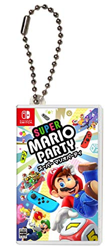 Nintendo Switch専用カードポケットmini スーパーマリオパーティ